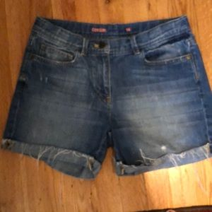 Cowgirl Jean shorts